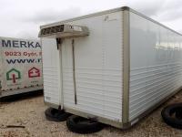 461cm hosszú hűtős doboz