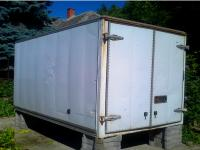 Eladó hűtődoboz felépítmény