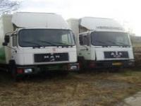Hűtős teherautó