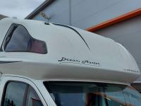 Peugeot Boxer hálófülke