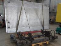 MBB EMELŐHÁTFAL, 24V, 1000 kg, 2007