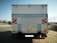 ZEPRO EMELŐHÁTFAL, 12V 1000kg ÉVJÁRAT:2008